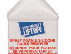 Motsenbocker's Lift Off Spray Foam and Silicone Caulk Remover 4.5oz