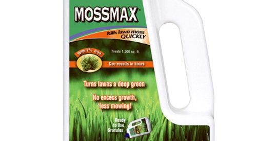 Bonide MossMax® Lawn Granules 6LB