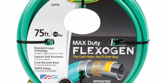 75' Max Duty Flexogen Hose