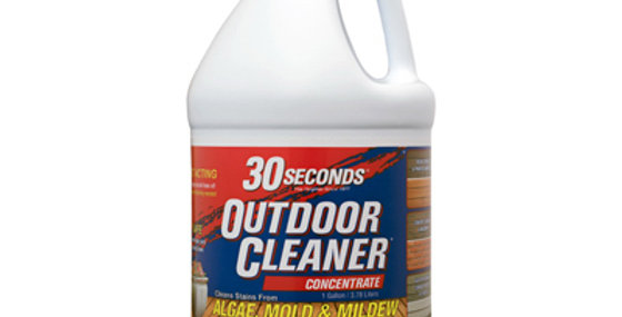 30 Seconds Outdoor Cleaner - Gallon