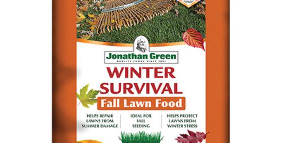 Jonathan Green Winter Survival Fall Lawn Food 15LB
