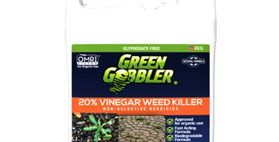 Green Gobbler 20% Vinegar Weed Killer - Gallon