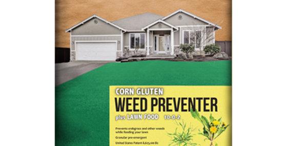 Jonathan Green Corn Gluten Weed Preventer plus Lawn Food 7.5LB