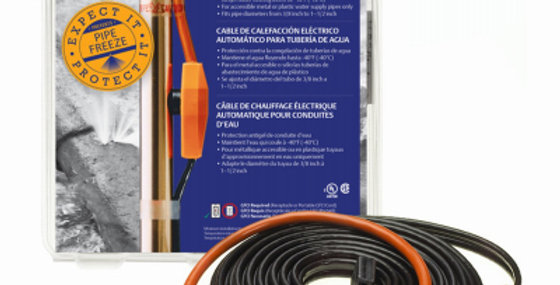Easycare 12' Auto Heating Cable