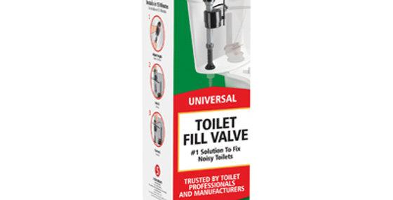 Universal Toilet Fill Valve