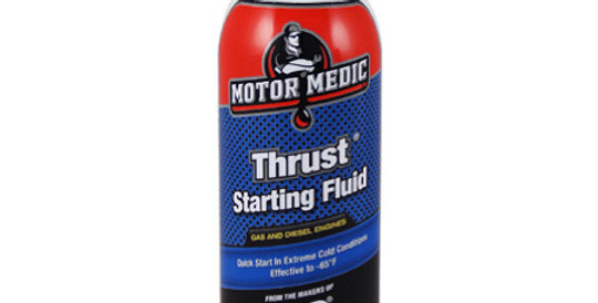 Motor Medic® Thrust® Starting Fluid 11oz