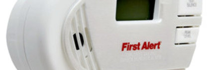 First Alert Combination Explosive Gas and Carbon Monoxide Alarm