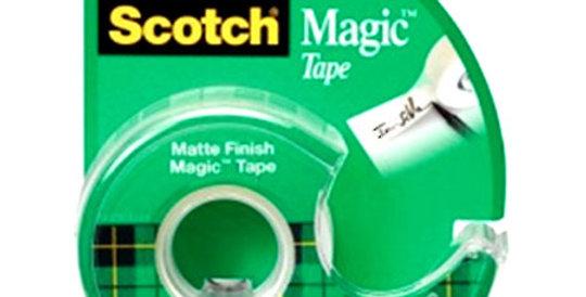 Scotch Magic™ Matte Finish Invisible Tape