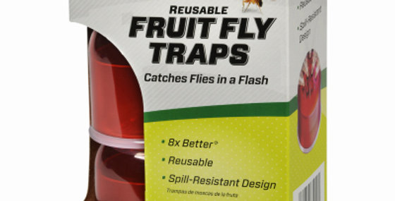 Rescue Fruit Fly Trap