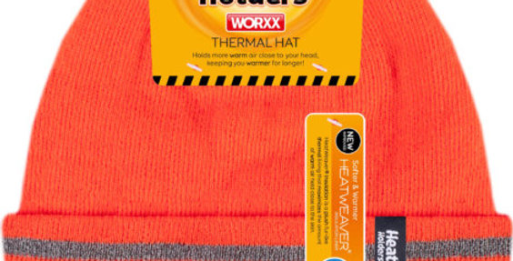 Heat Holders Adult Worxx Thermal Cuff Beanie