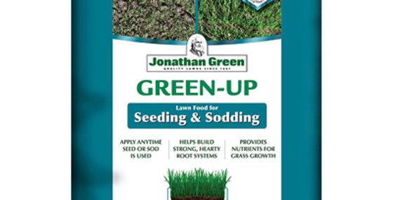 Jonathan Green Green-Up Fertilizer for Seeding & Sodding 15LB