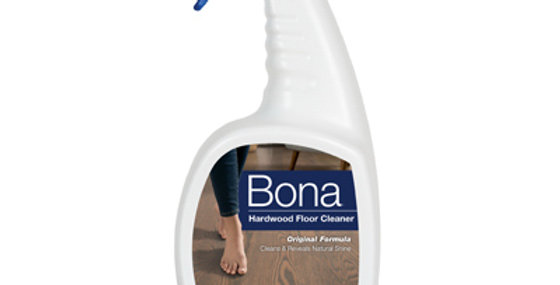 Bona Hardwood Floor Cleaner Original Formula 32oz Spray