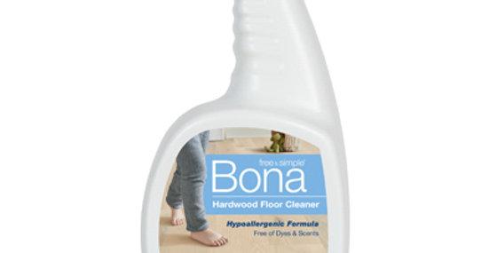 Bona Free & Simple® Hardwood Floor Cleaner 36oz Spray