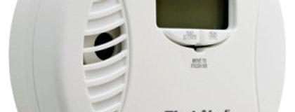 First Alert Plug-In Carbon Monoxide Alarm with Battery Backup & Backlit Digital