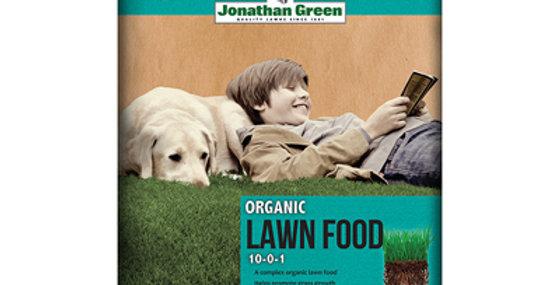 Jonathan Green Organic Lawn Food 17LB