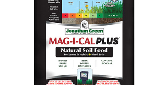 Jonathan Green Mag-I-Cal® Plus for Lawns in Acidic & Hard Soil 18LB