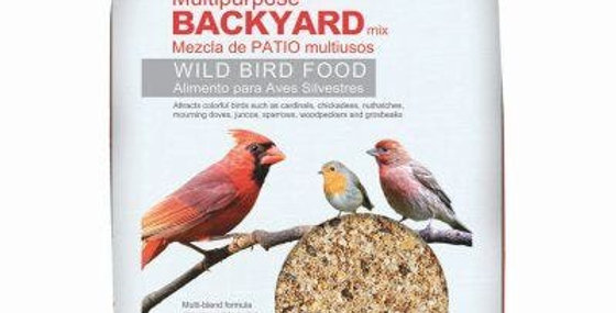True Value Wild Bird Food, 20-Lb.