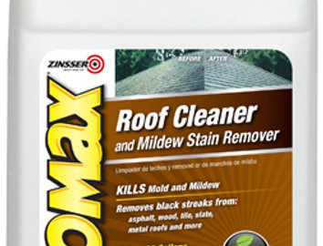 Jomax Roof Cleaner & Mildew Stain Remover