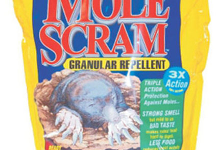 Mole Scram Granular Repellent