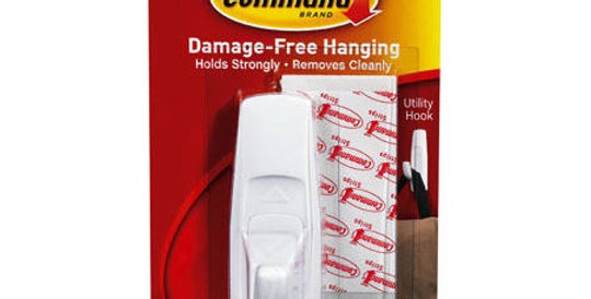 Command Hook Large Utility