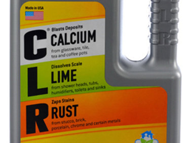 CLR Calcium, Lime & Rust Remover - 28oz