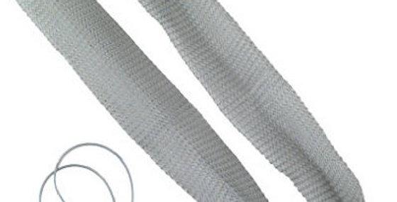 Master Plumber Aluminum Mesh Lint Trap, 2 pack