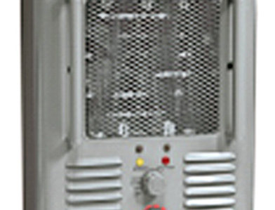 Milk House Utility Heater