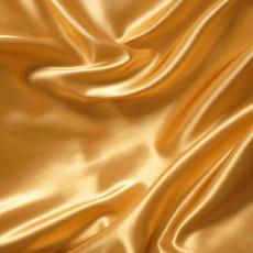 Charmeuse Satin YellowGold-Ceiling Drape