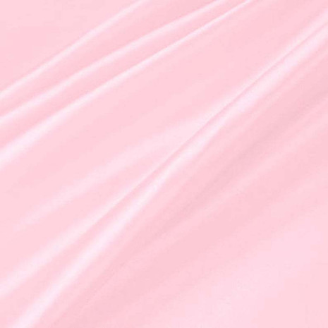 Charmeuse Satin Baby Pink-Ceiling Drape