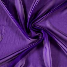 Two-Tone Chiffon Grape-Ceiling Drape