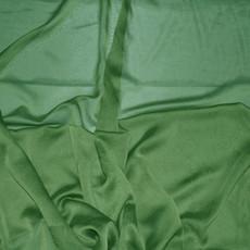 Two-Tone Chiffon Bamboo Green-Ceiling Drape