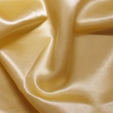Charmeuse Satin Gold-Ceiling Drape