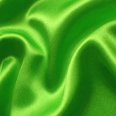 Charmeuse Satin Lime-Ceiling Drape