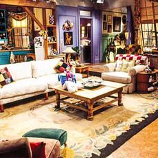 Friends Living Room