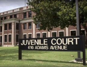 Memphis juvenile court