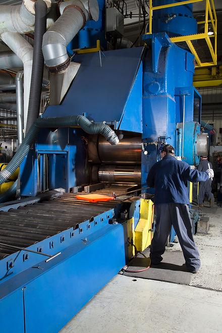 Metal Manufacturing, Rolling metal