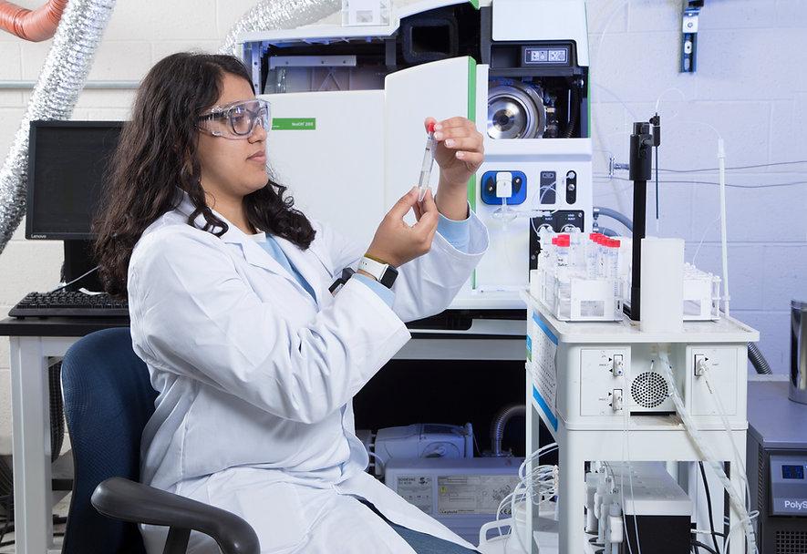 Laboratory, Analystics, Manufacturing, Science