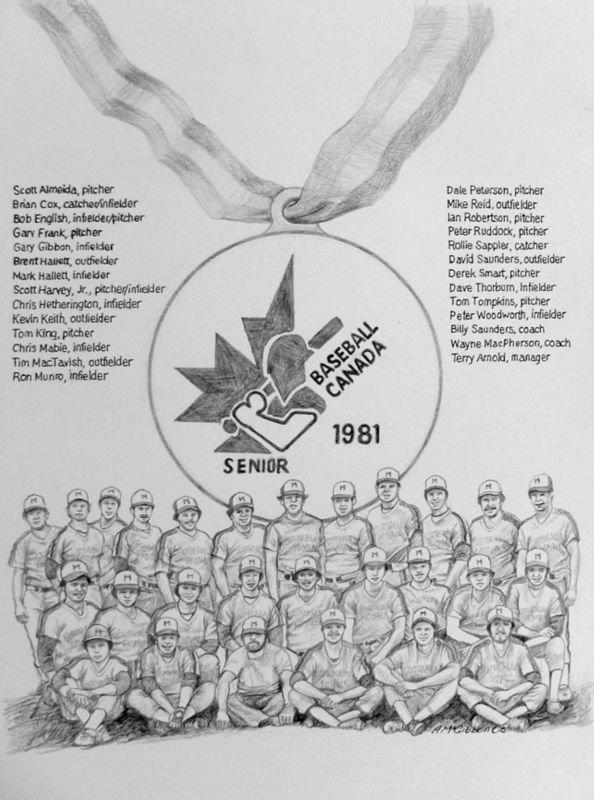 Marysville Royals 1981 fr