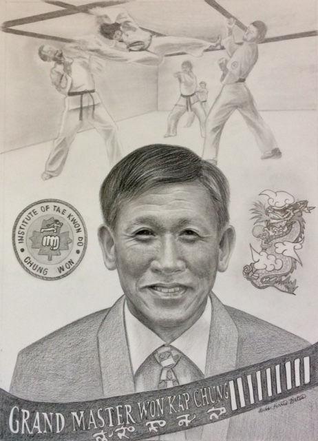 Master Chung