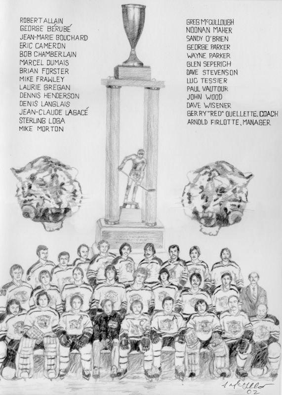 1977 Campbellton Tigers