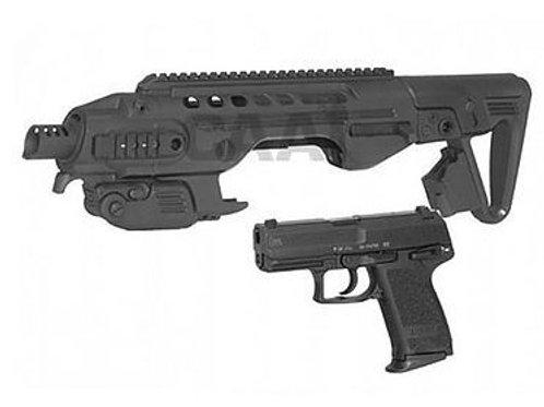 רוני - מעטפת טקטיתמקורית לאקדח גלוק 19-17 מחברת CAA