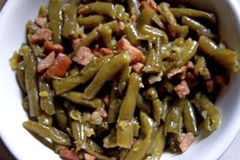 Green Beans - Entree Side