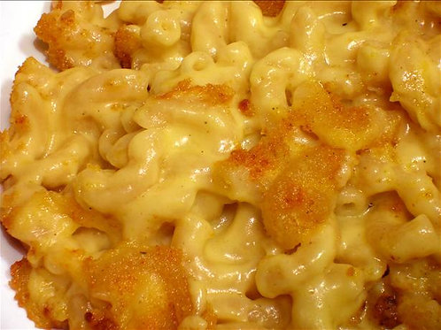 3-Cheese Macaroni and Cheese - Entree Side