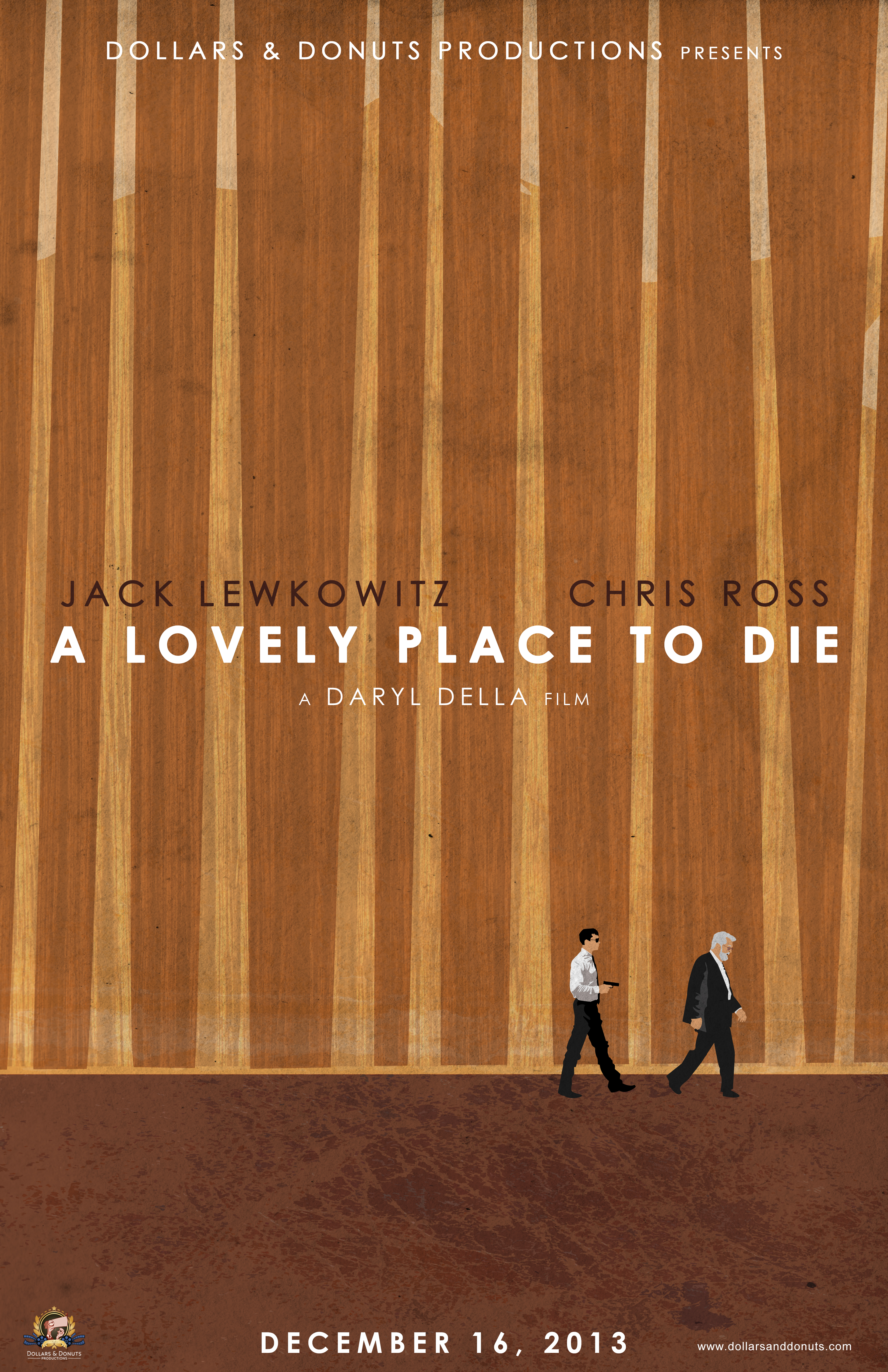 LovelyPlaceToDiePoster