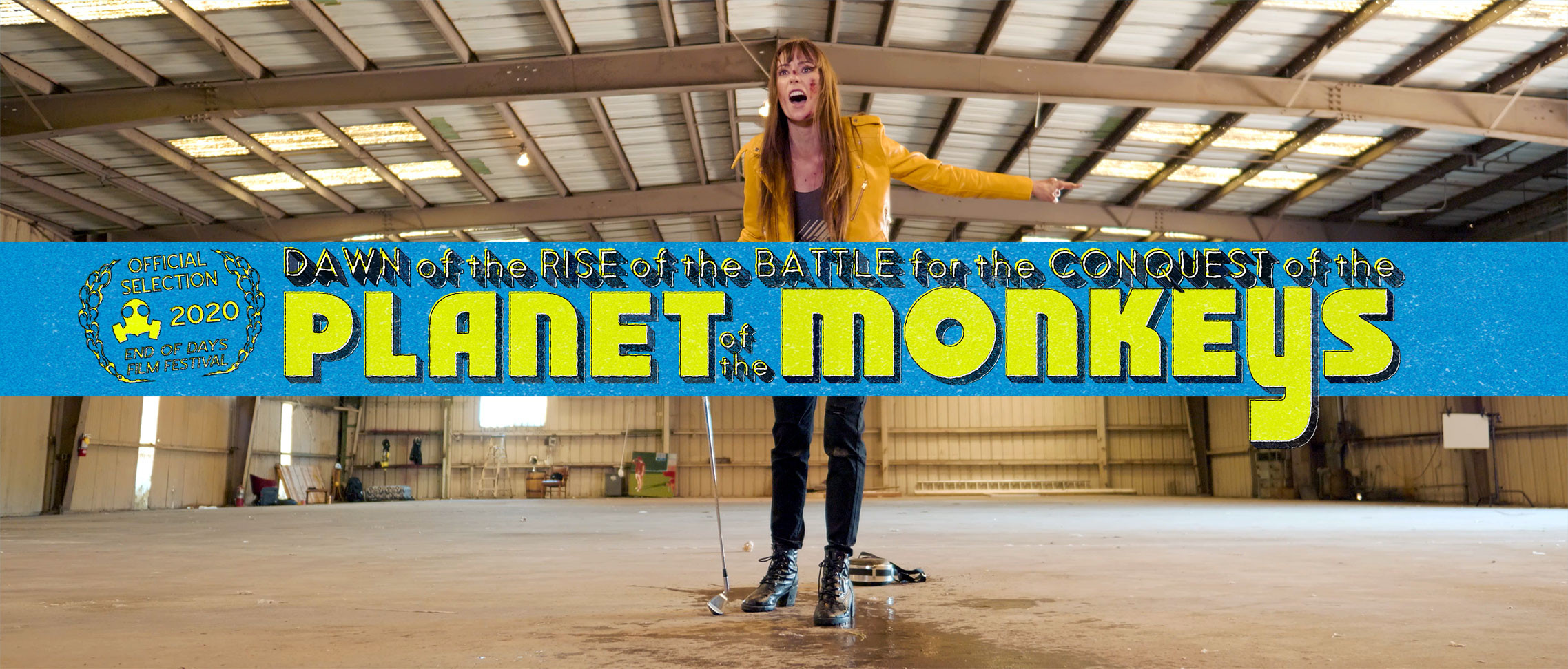 Dawn of the Rise of the Battle for the Conquest of the Planet of the Monkeys (2018)