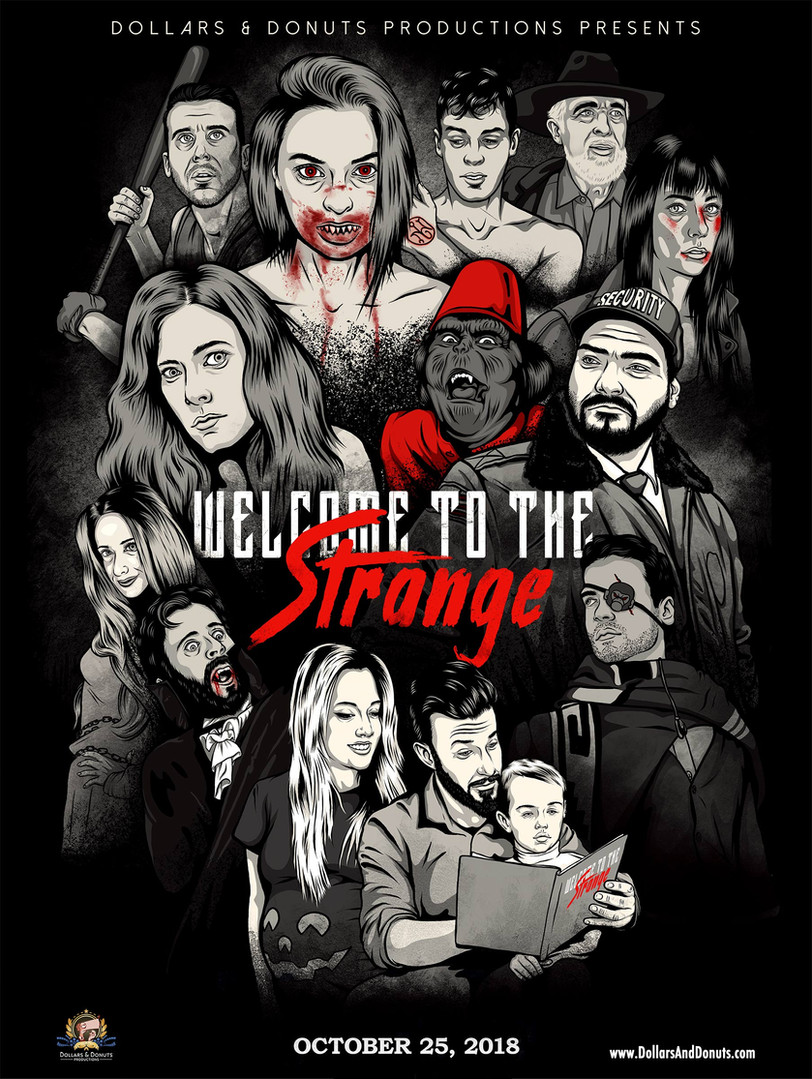 Welcome to the Strange (2018)