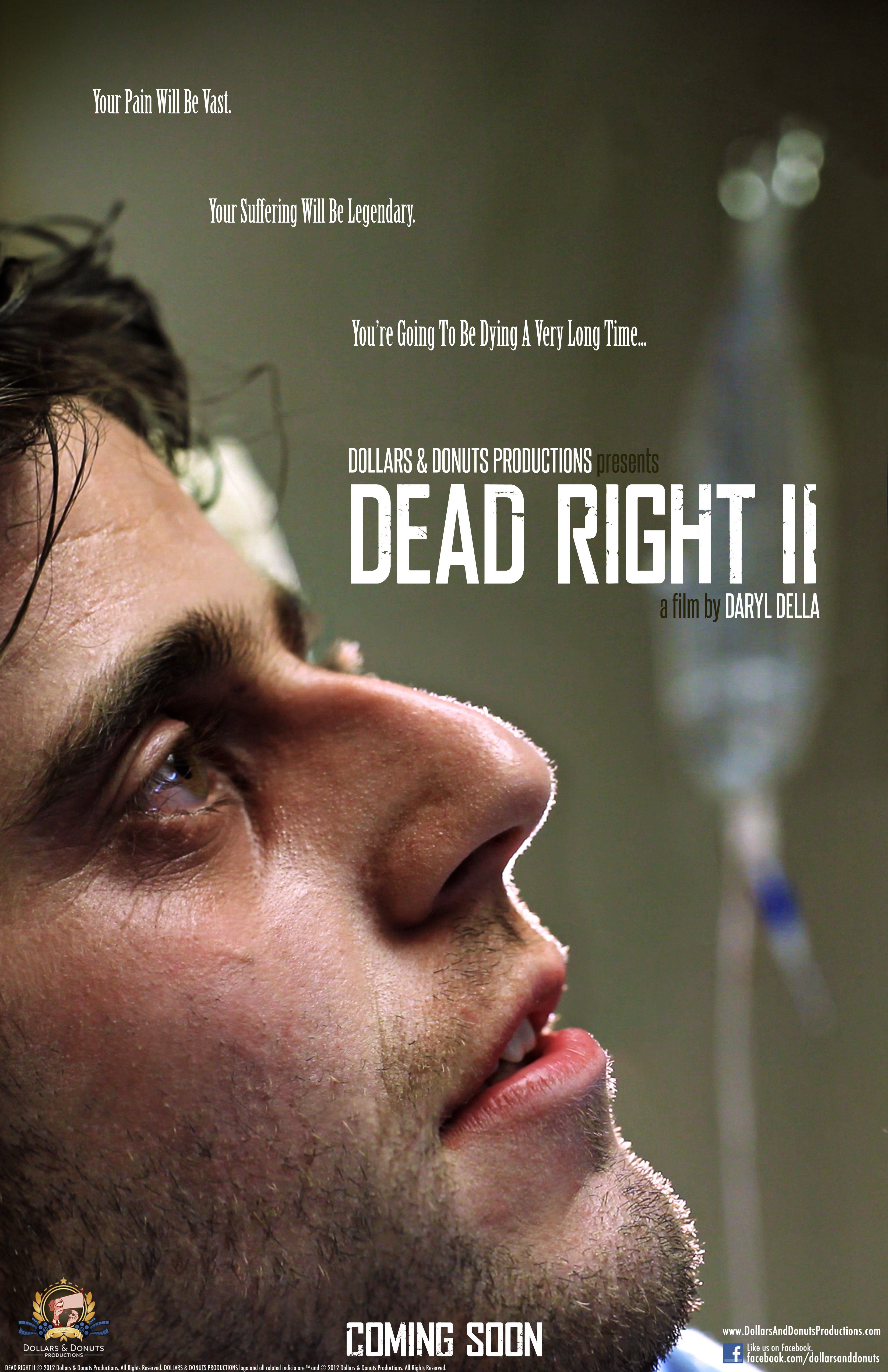 Dead Right II Teaser Poster
