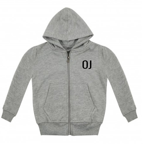 Grey Personalised Tracksuit (Ages 6mth - 2yrs)