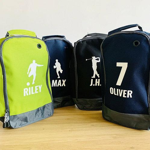 Personalised Golf Boot Bag