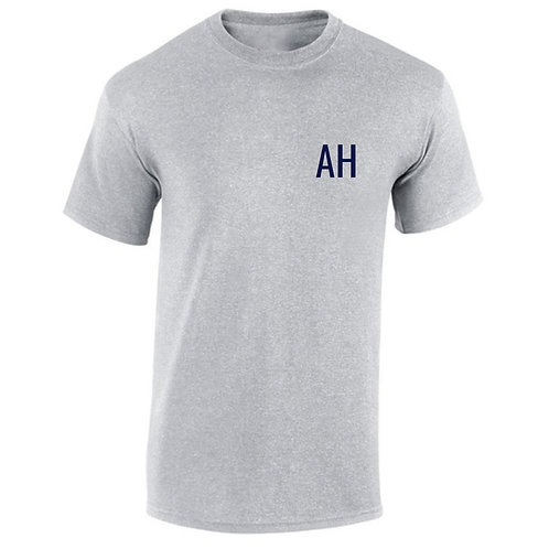 Grey Personalised T-Shirt